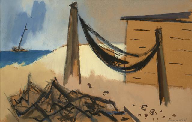 , 'Fisherman's Shack,' 1973, Debra Force Fine Art