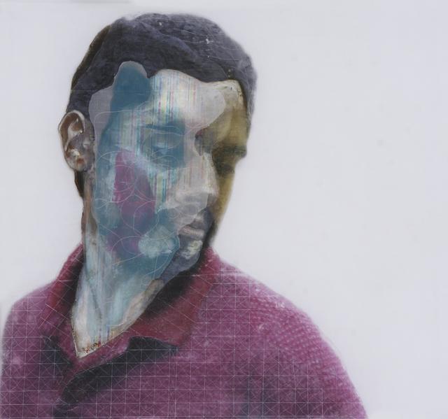 , 'David,' 2017, Galería Quetzalli