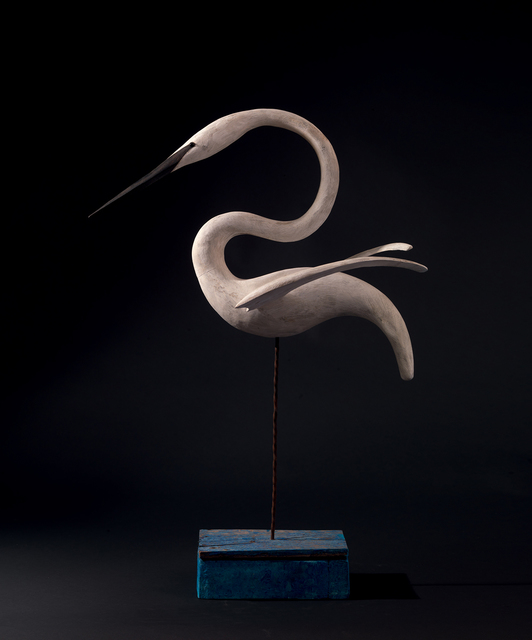 , 'Winged Egret,' , Dowling Walsh