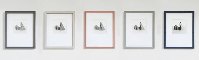 , 'GRIGIO LIEVE,' 2015, Galleria Continua