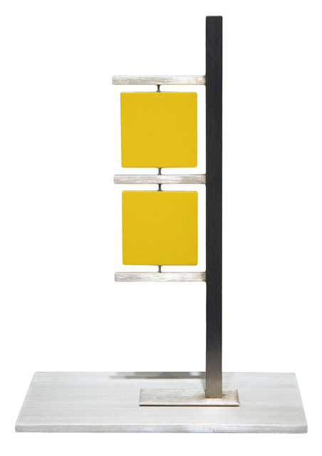 , '2 Squares Vertically,' 2002, Taylor   Graham