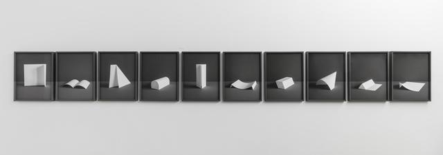 , 'Ten-Fold,' 2016, MKG127