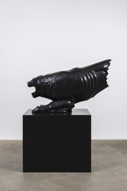 , 'One of three shades (black),' 2015, Night Gallery