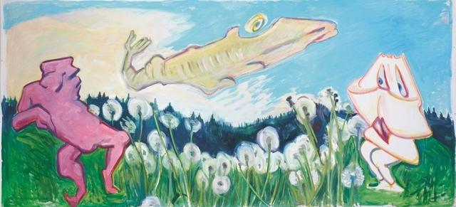 , 'Nasenflucht in die Wasenschlucht,' 2007, Museum Dhondt-Dhaenens