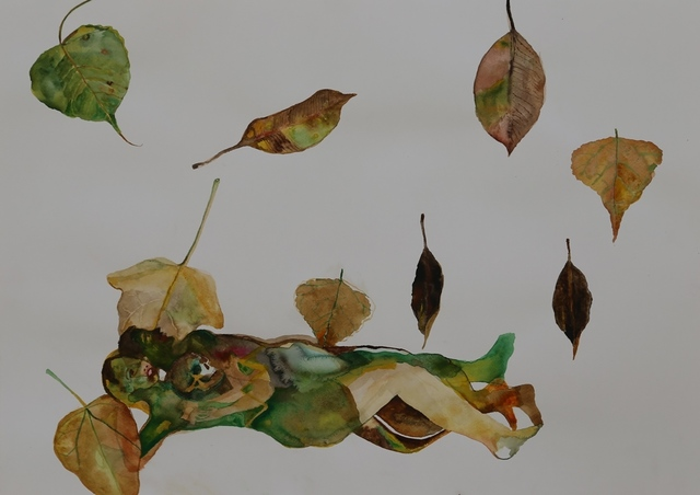 , 'Fall,' 2014, Contemporary by Golconda