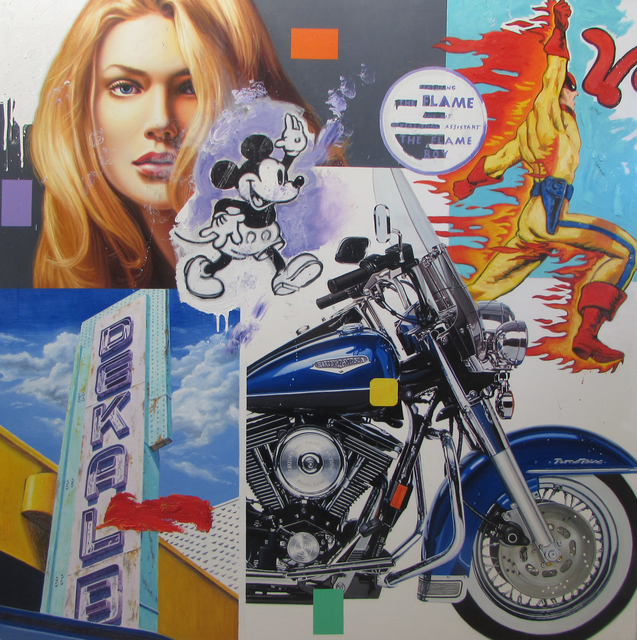 , 'Road King,' , Stremmel Gallery