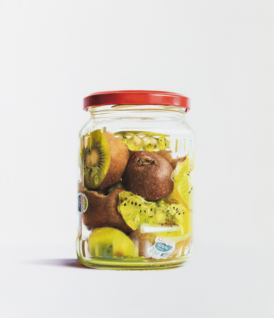 , 'Kiwis in a Jar,' 2016, Gormleys Fine Art