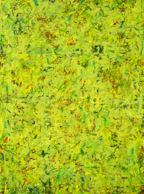 , 'Fleur de Rever: Verde,' 2015, Russell Collection