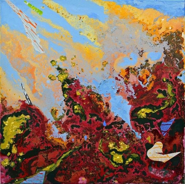 Michael Sistig, 'Mimacrocosmic 11', 2015, Aki Gallery