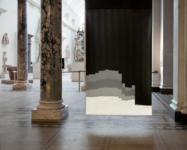, 'Dataflags,' 2014, The Flat - Massimo Carasi