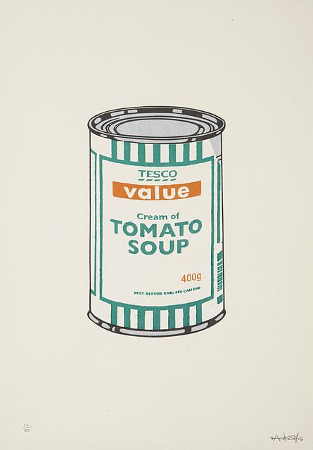 Banksy, 'Soup Can', 2005, Il Ponte