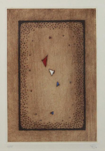 , 'Sans Titre,' 1976, Fólio