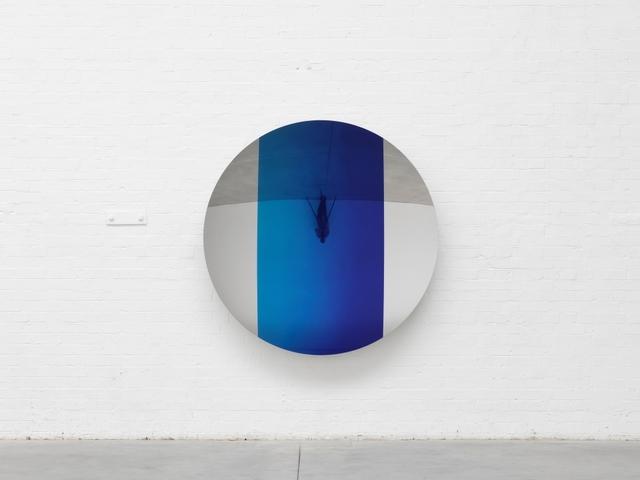 , 'Split (Oriental Blue to Cobalt Blue),' 2018, GALLERIA CONTINUA
