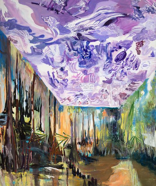 , 'Violet,' 2017, Locks Gallery