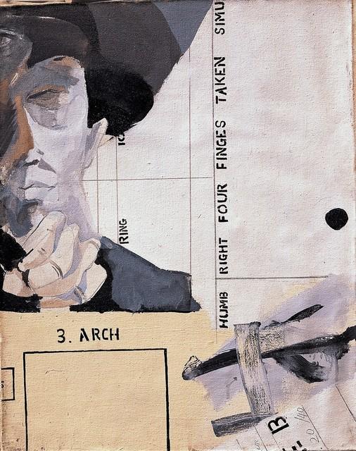 , '3. ARCH,' 1966, Kukje Gallery