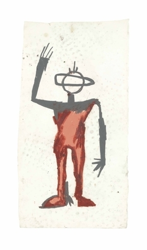 Jean-Michel Basquiat, 'Untitled', Christie's