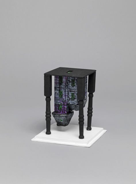 Richard Hawkins, 'Mini-Stairwell 3', 2010, Corvi-Mora