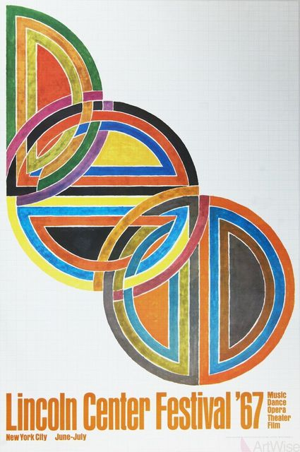 , 'Lincoln Center Festival,' 1967, ArtWise