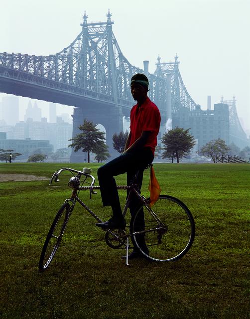Evelyn Hofer, 'Queensboro Bridge, New York', 1964, ROSEGALLERY