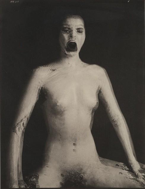 "David Bailey, 'Scream from the series ""Year of Tibet""', 1983, Finarte"