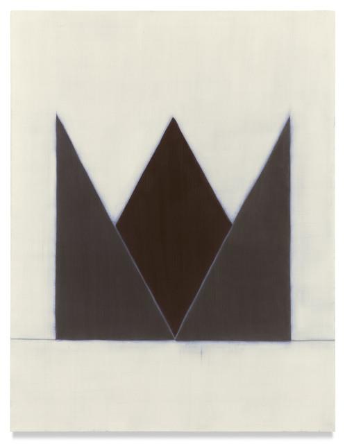 Suzanne Caporael, '742 (leer)', 2019, Miles McEnery Gallery