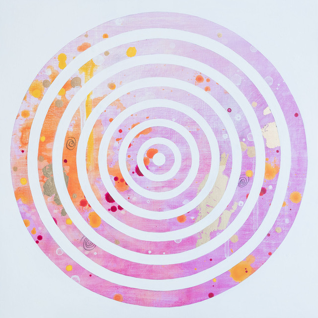 , 'Ring Around the Rosy,' 2018, Lustre Contemporary
