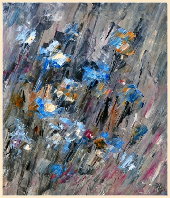 , 'Cornflowers,' , MA Gallery