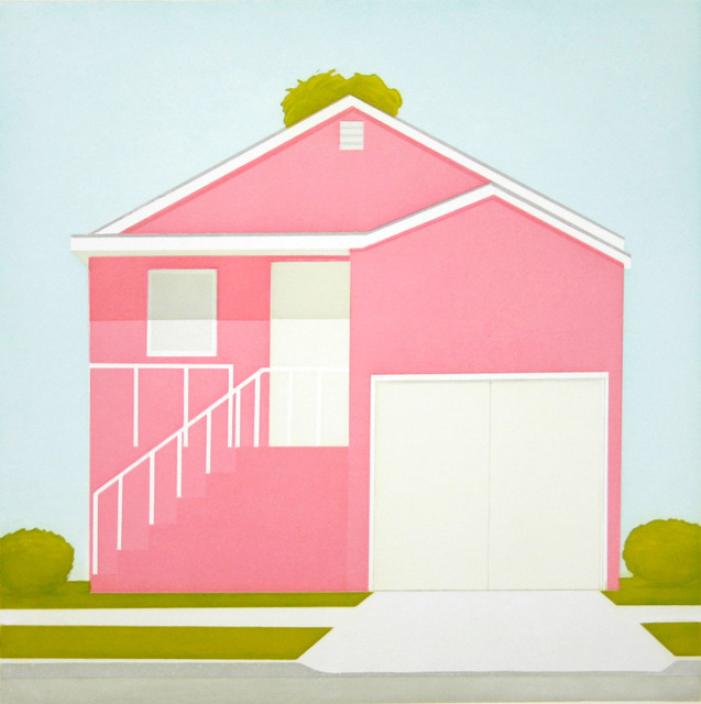 , 'Untitled (Pink House),' 2001, Paulson Fontaine Press