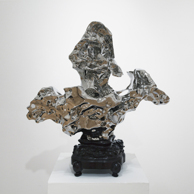 Zhan Wang 展望, 'Artificial Rock #148', 2007, Haines Gallery