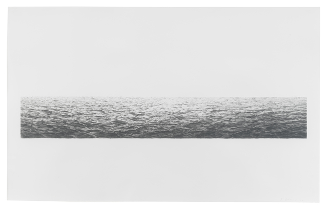 , 'Untitled (Ocean),' 1972, Susan Sheehan Gallery
