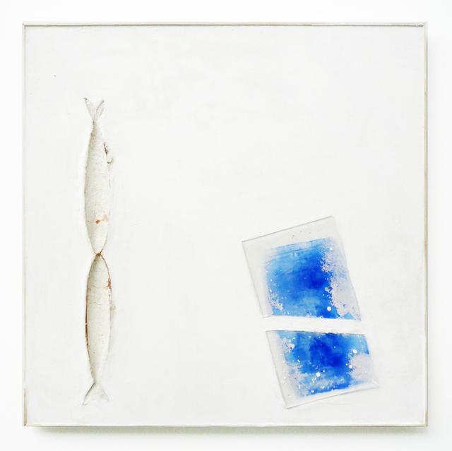 , 'proof of evidence (mackerel),' 2013, carlier   gebauer