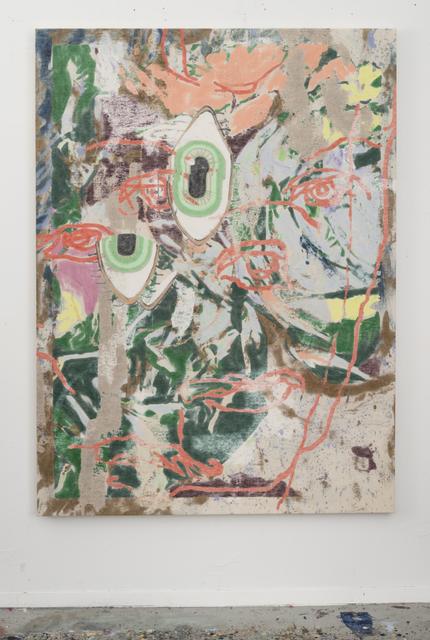 , 'Baked Sfumato,' 2016, NINO MIER GALLERY