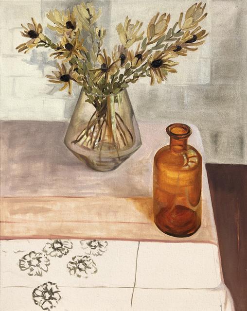 , 'Dried leucadendrons ,' 2018, Piermarq