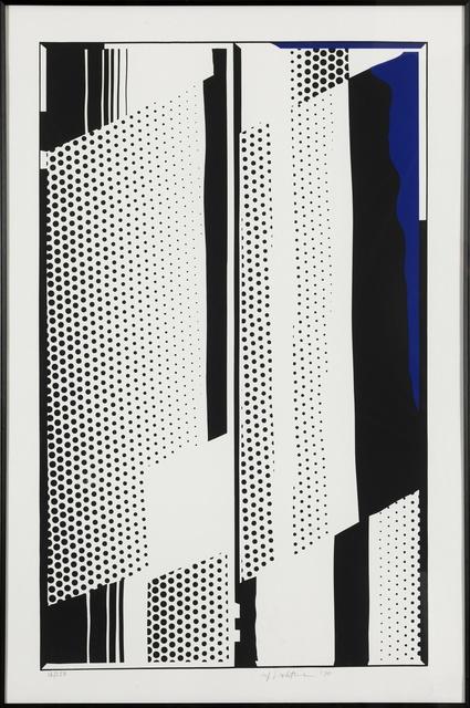 Roy Lichtenstein, 'Twin Mirrors (Corlett 102)', 1970, Forum Auctions