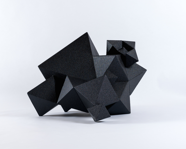 , 'Low Chair (Black),' 2010, Gallery ALL
