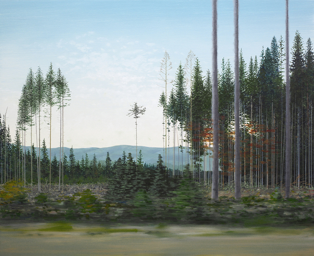 , 'Forestry,' 2018, Linda Hodges Gallery