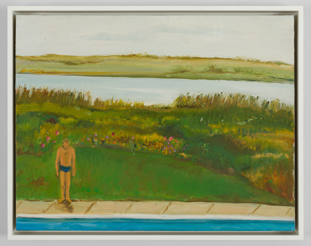 , 'Untitled (Joe at the Pool),' ca. 1960s, Kasmin