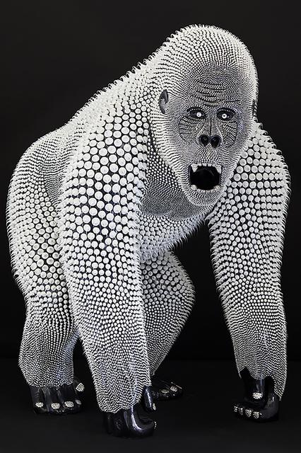 , 'Gorille,' 2018, Frédéric GOT