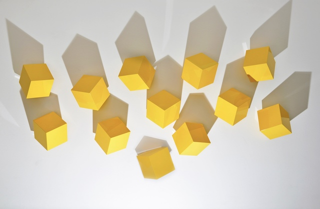 Lori Cozen-Geller, 'Chatterboxes, Sol', 2019, Jonathan Ferrara Gallery