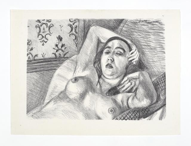 , 'Le repos du modèle,' 1922, Bernard Jacobson Gallery