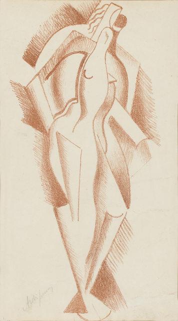 Alexander Archipenko, 'FRAUENAKT (KARSHAN 27)', 1921, Print, Lithograph, Doyle