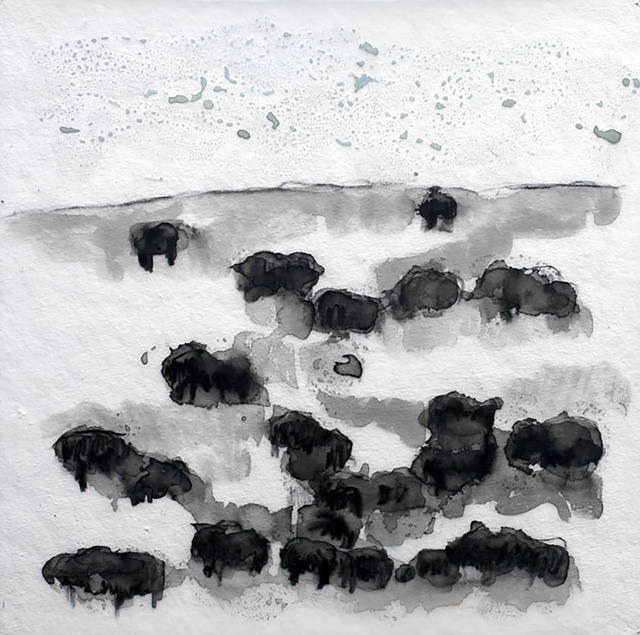 Theodore Waddell, 'Stone Creek Angus Dr.#4', 2014, Visions West Contemporary