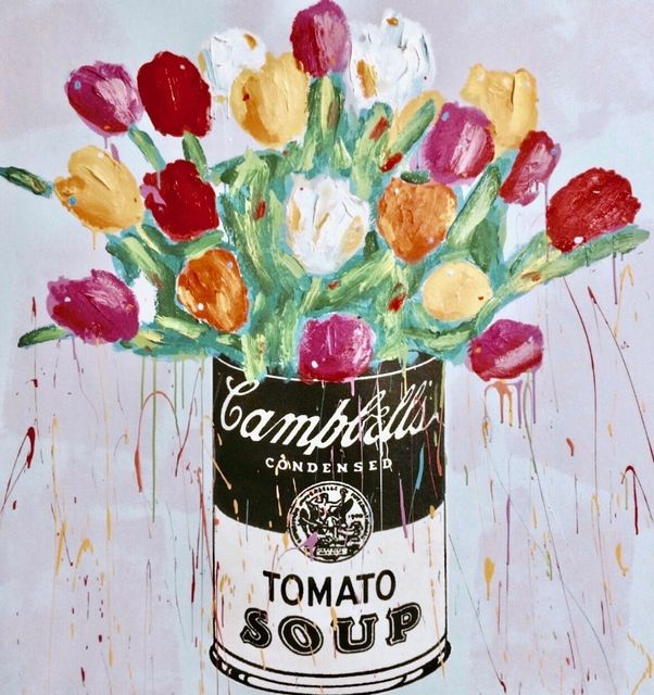 , 'Campbells Flowers ,' 2017, Artist's Proof