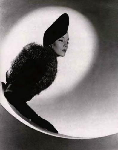 """, 'Helen Bennett, Schiaparelli Beret, """"Smart like a Fox"""", 1937,' , Bernheimer Fine Art"""