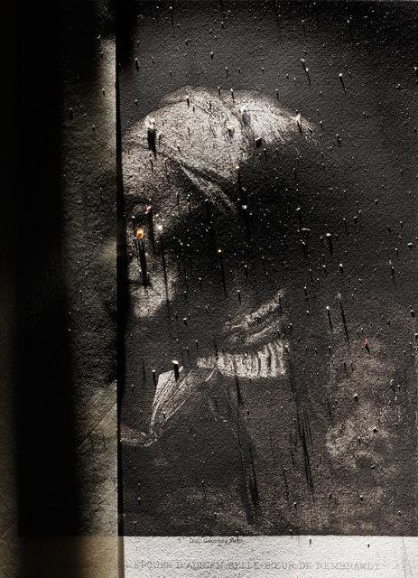 , 'Belle-soeur de Rembrandt,' 2018, Galerie Anhava