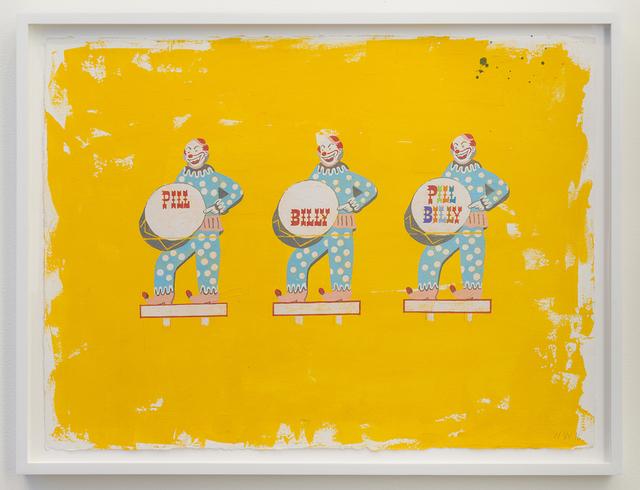 , 'PILLBILLY,' 2016, Joshua Liner Gallery