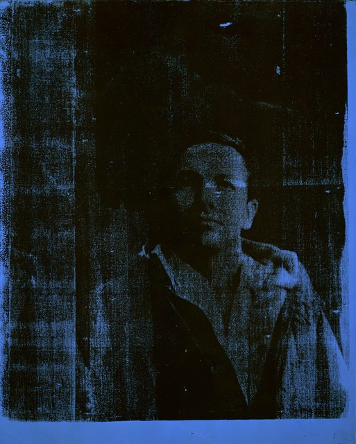 Andy Warhol, 'Rauschenberg,' 1962, Galerie Andrea Caratsch