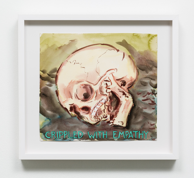, 'Crippled With Empathy,' 2015, Charlie James Gallery