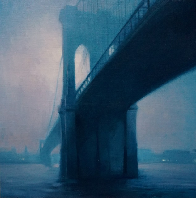 , 'Brooklyn Bridge,' 2017, Grenning Gallery