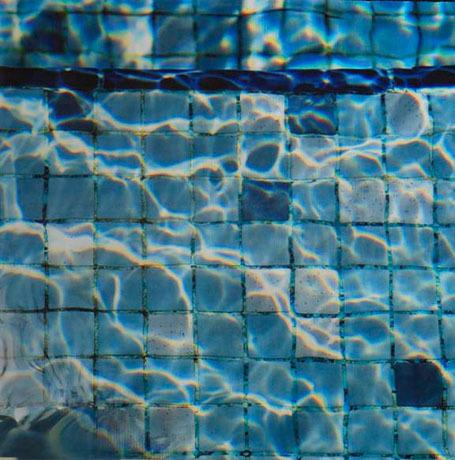 Barbara Strasen, 'Circuitboard Poolwater', 2018, Ethos Contemporary Art